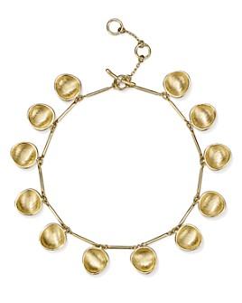 Nadri - Sirena Disc Station Toggle Bracelet in 18K Gold-Plated Sterling Silver