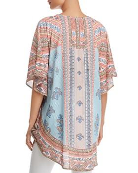 Tolani - Printed Kaftan Tunic