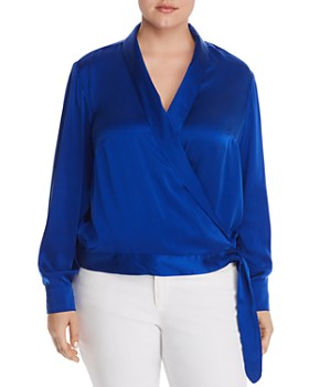 1de8322bc41 Designer Plus Size Tops and Shirts - Bloomingdale s