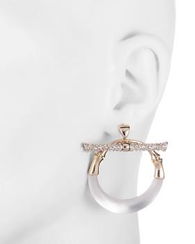 Alexis Bittar - Circle Earrings