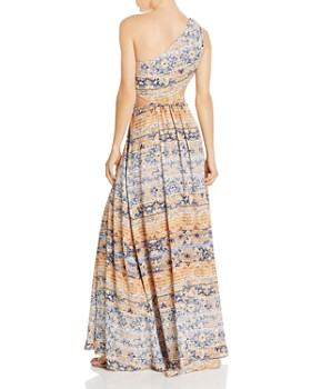 Ramy Brook - Linley One-Shoulder Maxi Dress