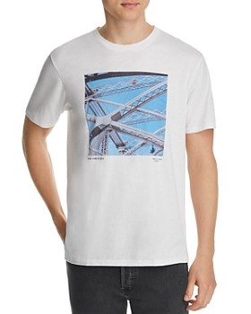 rag & bone - Bridge Graphic Tee