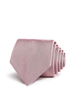 Armani - Solid Textured Classic Tie