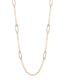 Ralph Lauren - Stirrup Link Necklace, 42""