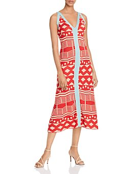MAXHOSA BY LADUMA - Silk Knit Dress