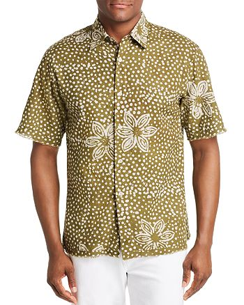 Post-Imperial - Lagos Galactic Woven Regular Fit Shirt - 100% Exclusive