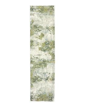 """Oriental Weavers - Evolution 8039E Runner Rug, 2'3"""" x 8'"""