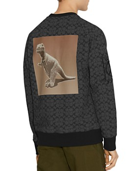 COACH - Rexy Graphic Sweatshirt