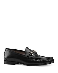 Gucci - Men's 1954 Horsebit Leather Loafers
