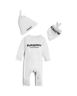 Burberry - Unisex Maemae Three-Piece Gift Set - Baby