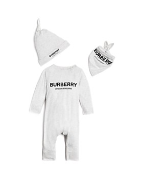 Burberry - Unisex Maemae Three-Piece Gift Set - Baby