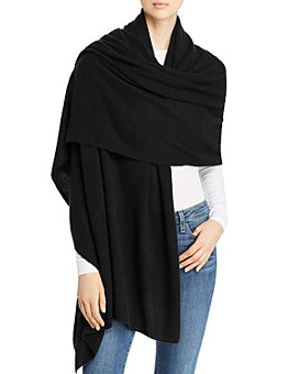 C by Bloomingdale's - Cashmere Travel Wrap - 100% Exclusive