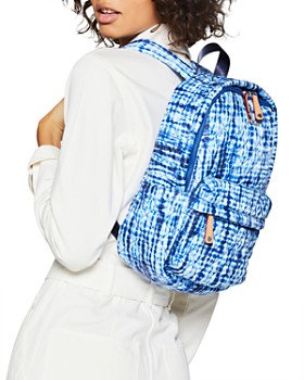 MZ WALLACE - Shibori City Metro Backpack