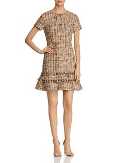 Tory Burch - Mini Tweed Dress