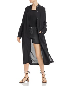 Anine Bing - Zoey Lightweight Duster Jacket