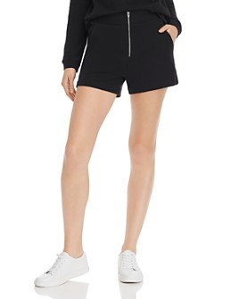 Enza Costa - Zip-Front Shorts