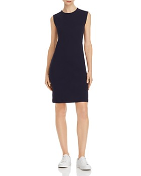 Helmut Lang - Paneled Jersey Dress