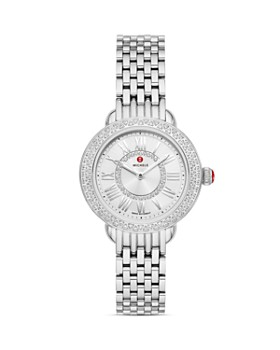 MICHELE - Serein Petite Diamond Watch, 29mm