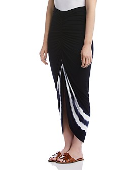 Bailey 44 - Santorini Ruched Tie-Dye Skirt
