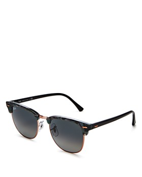Ray-Ban - Unisex Clubmaster Sunglasses, 51mm