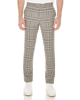 Sandro - Formal Wales Regular Fit Suit Pants