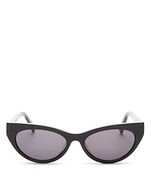 Le Specs Luxe Women's Bunny Hop Cat Eye Sunglasses, 53mm
