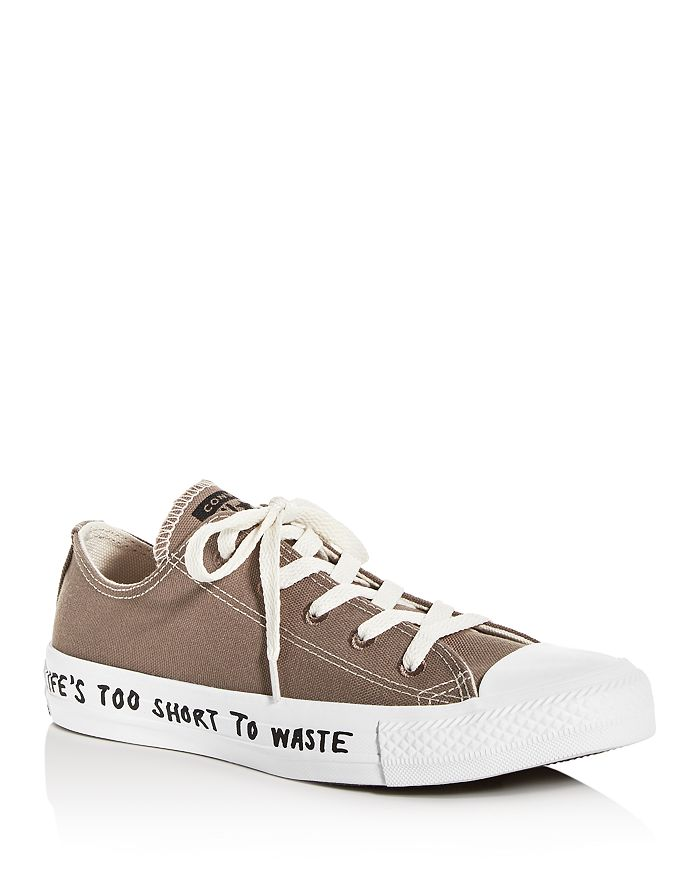 Converse - Women's Chuck Taylor All Star Renew Low-Top Sneakers