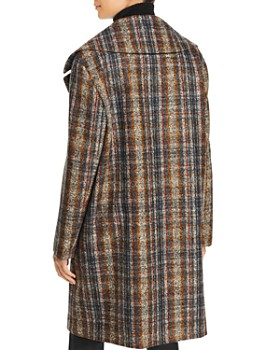 Lafayette 148 New York - Lebell Plaid Coat