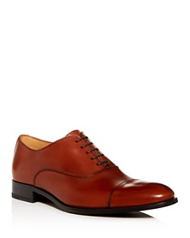 To Boot New York - Men's Forley Cap-Toe Leather Oxfords