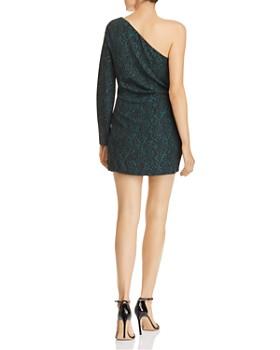 Bec & Bridge - Animale Fever Silk Mini Dress