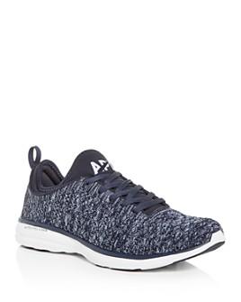 APL Athletic Propulsion Labs - Men's TechLoom Phantom Knit Low-Top Sneakers