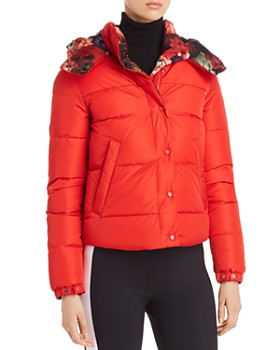 Moncler - Koura Reversible Down Coat