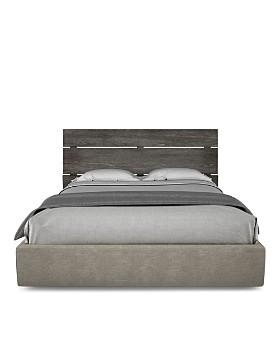 Huppé - Plank King Bed