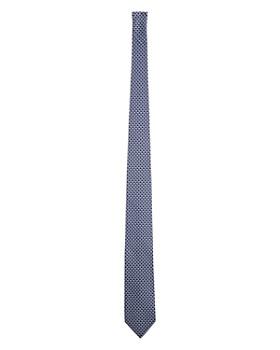 c439c127627b ... Salvatore Ferragamo - Puppy Print Silk Classic Tie