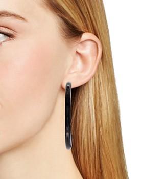 Tribe & Glory - Natural Hoop Earrings - 100% Exclusive