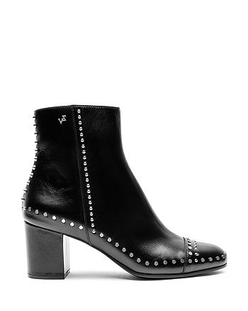 Zadig & Voltaire - Women's Lena Studded Ankle Booties