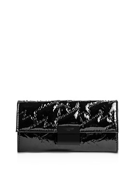 Zadig & Voltaire - Ziggy Stardust Long Patent Leather Wallet
