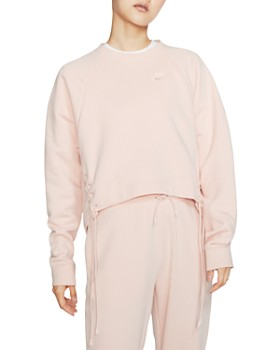Nike - Essential Lace-Up Sweatshirt