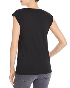 FRAME - Le Mid Rise Muscle Tee
