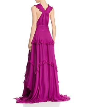 Amur - Ursula Silk Sleeveless Maxi Dress