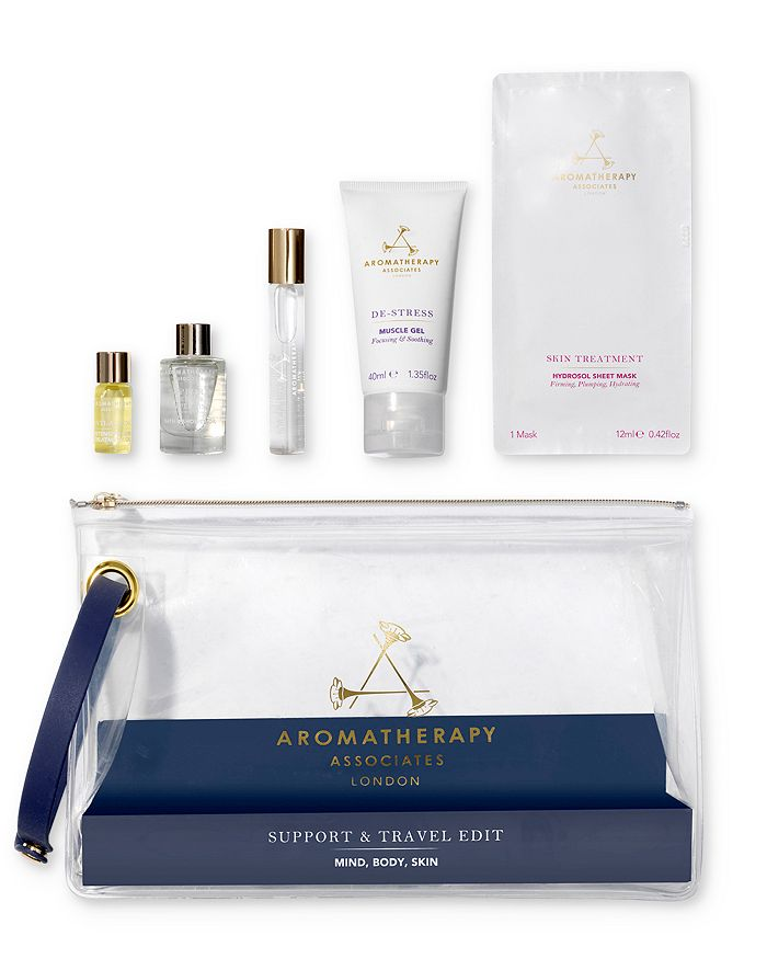 Aromatherapy Associates - Support & Travel Edit
