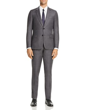 Paul Smith - Micro Houndstooth Slim Fit Suit - 100% Exclusive