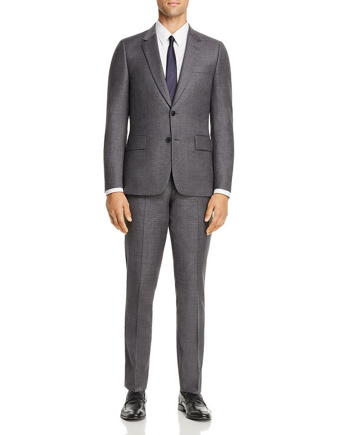 Paul Smith - Soho Micro-Houndstooth Extra Slim Fit Suit - 100% Exclusive