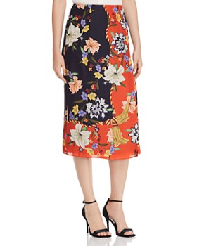 4480398bf1 Pencil Skirts: Leather, Denim & More - Bloomingdale's