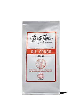Bean There Coffee Company - D.R. Congo Fair Trade Coffee Beans, 8 oz.