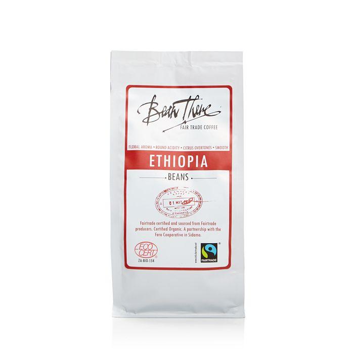 Ethiopia Fair Trade Coffee Beans, 8 oz