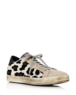 P448 - Women's John Lace-Up Sneakers