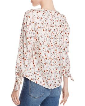 Rebecca Taylor - Lia Floral Silk Top