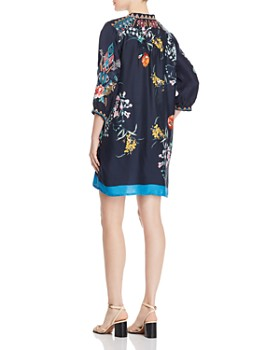Johnny Was - Anabel Silk Tunic Dress