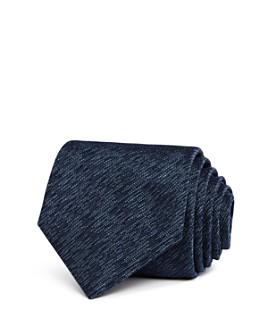 John Varvatos Star USA - Brushstroke Solid Classic Silk Tie